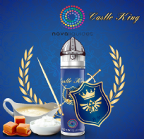 E-liquide Castle King  60ml de Nova
